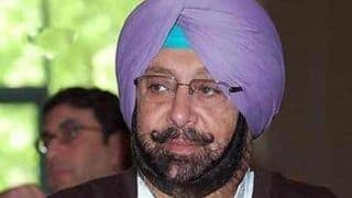 Will Quit if Congress is Wiped Out in Punjab in LS Polls: Chief Minister Amarinder Singh