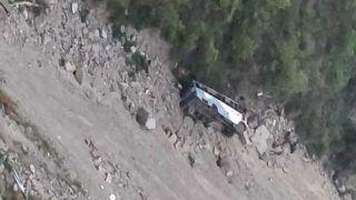 हिमाचल प्रदेश के चंबा में प्राइवेट बस 200 फुट गहरी खाई में गिरी, 12 यात्रियों की मौत