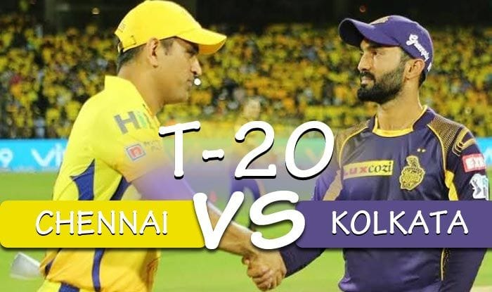 IPL 2019 Highlights Match 23: Chahar, Spinners Power CSK to Top of Points Table, Beat KKR by Seven Wickets