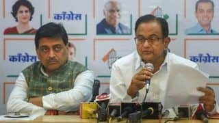 Chidambaram Claims Cong, Allies Leading Significantly in First 3 Phases