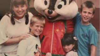 Avengers Endgame Star Chris Evans Aka Captain America Shares Adorable Throwback Childhood Picture on National Sibling's Day