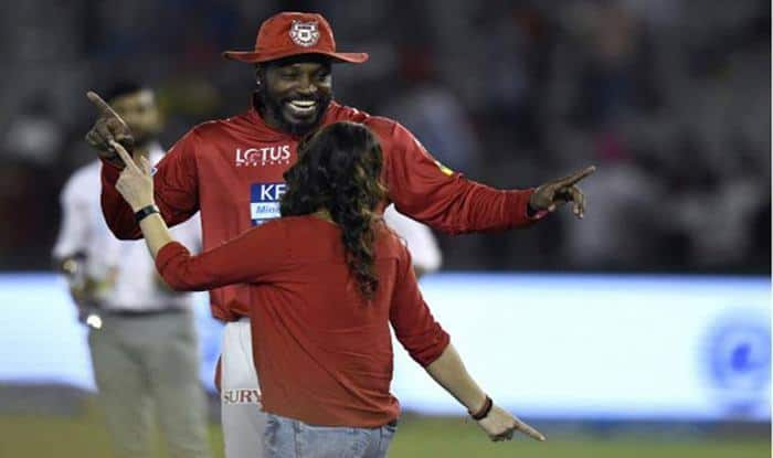 IPL 2019, Indian Premier League, KXIP vs RR, Kings XI Punjab, Chris Gayle, Rajasthan Royals, Bhangra