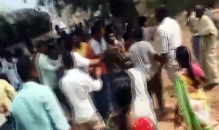 Clashes in AP