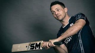 Scottish All-Round Cricketer Con de Lange Dies at 38, Cricket Fraternity Pays Tribute