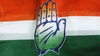 Congress Leader Shakil Ahmed Files Nomination Papers For Madhubani LS Seat