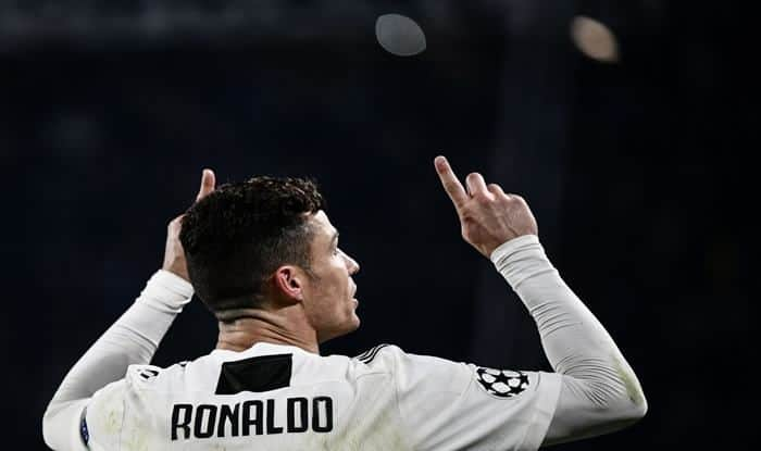 Cristiano Ronaldo Nets Record 125th Champions League Goal During Juventus' Thrilling Draw Versus Ajax | WATCH VIDEO