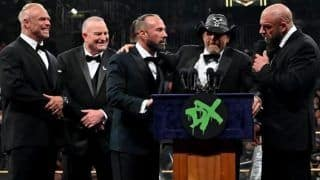 WWE Inducts Legendary Tag Teams D-Generation X, Harlem Heat Into Hall of Fame 2019