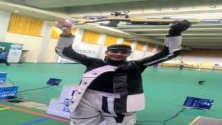 ISSF World Cup: With Silver, Divyansh Secures India's Fourth Olympic Quota in Shooting