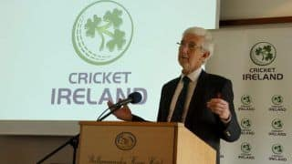 David O'Connor Named as New Cricket Ireland President