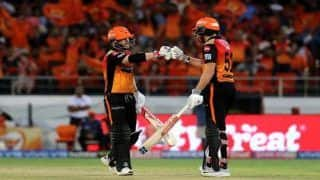 IPL 2019 Match 38 Report: Jonny Bairstow, David Warner Lead Sunrisers Hyderabad to 9-Wicket Victory Over Kolkata Knight Riders