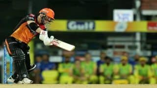 IPL 2019: David Warner Joins Virender Sehwag, Jos Buttler in Elite Club, Hits Most Consecutive Fifty Plus Scores in Tournament; Twitter Compares Aussie Opener to Sachin Tendulkar | SEE POSTS
