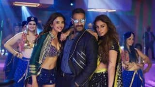 De De Pyaar De New Song Out: Ajay Devgn, Tabu, Rakul Will Make You Groove to Peppy Beats of 'Hauli Hauli'