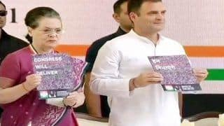 Congress Releases Manifesto, Promises Jobs, Kisan Budget, GST 2.0 | 10 Points