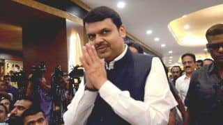 Devendra Fadnavis Elected as Leader of BJP Legislative Party, No 50-50 on CM Post With Sena