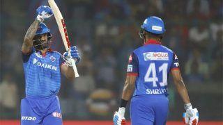 दिल्ली कैपिटल्स ने किंग्स इलेवन पंजाब को 5 विकेट से हराया, धवन-अय्यर का शानदार प्रदर्शन