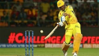 IPL 2019: MS Dhoni Reveals His Mantra to Finish Innings on a High, Says 'Watch The Ball, Hit The Ball'