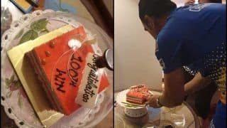 IPL 2019: How MS Dhoni Celebrated Record 100th Win as Captain After RR Tie | SEE PICS