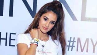 Disha Patani Looks Super Hot in Crop Top And Ripped Denim as She Flaunts Her Midriff Abs in Latest Instagram Picture