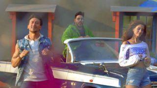Bollywood Hotness Disha Patani And Rumoured Boyfriend Tiger Shroff Reunite For Music Video - Watch Here