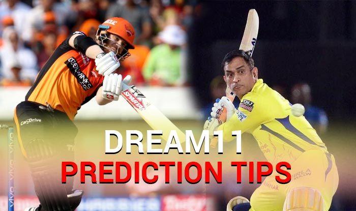 Dream11 Guru And Tips_Sunrisers Hyderabad vs Chennai Super Kings