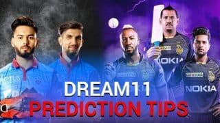Dream11 Prediction: KKR vs DC Team Predictions Tips For Todays IPL T20 Match between Kolkata vs Delhi at Eden Gardens 8PM