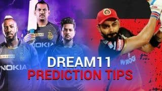 Dream 11 Team KKR vs RCB IPL 2019 - Have You Picked Andre Russell For Todays IPL Match Kolkata vs Bangalore at Eden Gardens Stadium, Kolkata