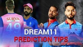 Rajasthan vs Delhi Dream11 Team Prediction And Tips