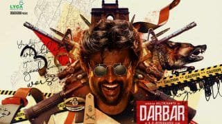 Darbar First Look: Rajinikanth, Nayanthara Starrer Poster Makes Twitterati Excited For The Film, Says Can't Wait For The Movie