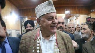 Modi Failed to Carry Forward Vajpayee's Legacy: Farooq Abdullah