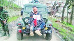 कश्मीर में सेना के जवानों के लिए 'कवच' बना था जो शख्स, आज कर रहा चुनाव ड्यूटी