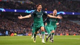 Champions League: Twitter Reacts as Tottenham Edge Manchester City in Seven-Goal Thriller, Spurs Create History by Reaching Semifinals on Away Goals Difference| WATCH HIGHLIGHTS