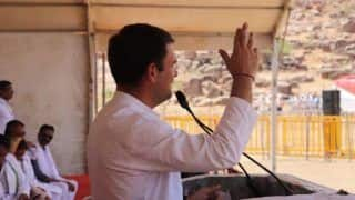 No Farmer Will Face Jail For Loan Default When Cong Comes to Power: Rahul
