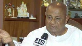 'Never Seen This Kind of Horse-Trading,' Deve Gowda Slams BJP For Collapse of Govt in Karnataka