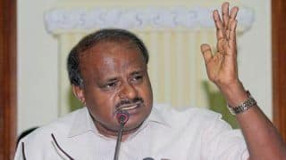 Do we Look Like Cartoon Characters to You, HD Kumaraswamy Asks Media; Says 'Need to Bring in Law to Regularise News Channels'