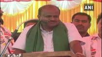 Don't Believe PM's Colourful Words, Karnataka CM HD Kumaraswamy 'Pleads' in Koppa