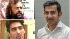 दिल्ली की 7 लोकसभा सीटों पर 3 सेलिब्रिटी उम्मीदवार, मजेदार होगा चुनावी मुकाबला
