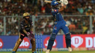 पांड्या की खतरनाक पारी के बावजूद नहीं जीत सकी मुंबई, KKR ने 34 रन से हराया