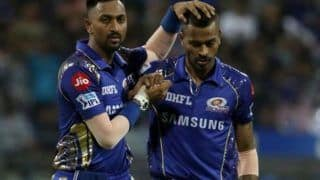 Hardik Pandya Gets Special Message From Brother Krunal After His Heroics During Series Clinching T20I at SCG