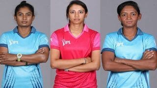 Harmanpreet Kaur, Smriti Mandhana, Mithali Raj to Lead Teams in Women's T20 Challenge, BCCI Announces Full Squads