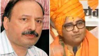 8 ex-DGPs Come Out Strongly Against Pragya Thakur's 'despicable' Comments on Hemant Karkare