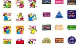 Hike Launches New App 'Hike Sticker Chat' With Stickers Over 40 Indian Languages And Dialects, Have You Tried it Yet?