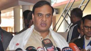 BJP's Himanta Biswa Sarma Likens Silchar Congress MP to Pakistan
