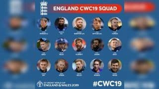 England Cricket Board Announce 15-Man Squad For ICC World Cup 2019, Liam Plunkett, Ben Stokes Make it to Eoin Morgan-Led England