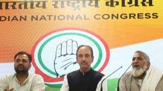 INLD MLA Naseem Ahmed, JJP Leader Mohammad Illyas Join Congress in Haryana