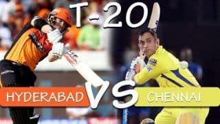 IPL 2019: Sunrisers Hyderabad vs Chennai Super Kings Live Cricket Streaming Free Online, TV Broadcast, Timing, Squads, When And Where to Watch  SRH v CSK, Hyderabad vs Chennai