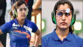 Manu Bhaker, Heena Sidhu Fail to Make Final at ISSF World Cup