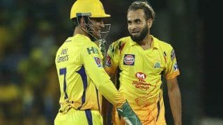 IPL 2019: Imran Tahir Says He Follows MS Dhoni's Plan of Action While Bowling as CSK Beat KKR by 5 Wickets