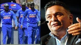 Rishi Kapoor Questions India's 15-Member World Cup Team's Look: 'Why Most of Our Cricketers Sport Beards?'