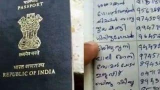 Kerala Woman Turns Husband's Passport Into Telephone Directory And It's 'Jugaad' Gone Wrong