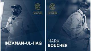 Inzamam-ul-Haq, Mark Boucher Elected as MCC Honorary Life Members